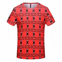 $enCountryForm.capitalKeyWord Australia - New 2019 Fashion Mens T Shirts High Quality FF eye Printing Mens Casual Cotton T Shirt Plus Size M-3XL