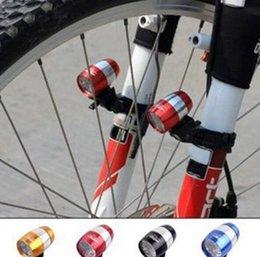 Venta al por mayor de Aleación de aluminio brillante de la nueva llegada que completa un ciclo el envío libre de la alta calidad impermeable de la linterna ligera principal delantera de la bici de la bicicleta de 6 LED.