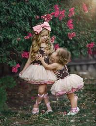 Venta al por mayor de Jym niños vestidos de verano Europeo y el vestido etapa idílica vestido de gasa condole floral de la niña de la moda estadounidense