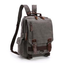 $enCountryForm.capitalKeyWord UK - Retro Messenger Bag Canvas Shoulder Backpack Travel Rucksack Sling Bag