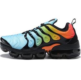 $enCountryForm.capitalKeyWord UK - Xamropav TN12 Plus Men Women Running Shoes Triple Black White Sunset Work Blue Game Royal Volt USA Cheap Designer Trainer Sport Sneaker