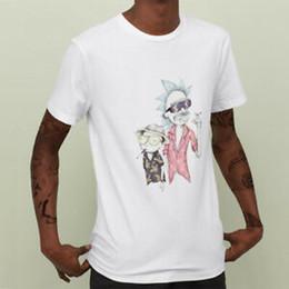 $enCountryForm.capitalKeyWord Australia - White T-shirts S-3XL Skull Tee Men Print Pattern Crew NeFunny Casual Short SFunnyve