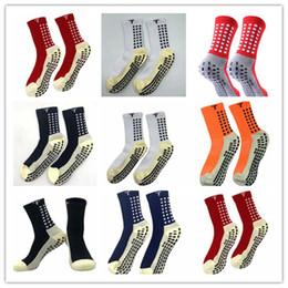 misturar a ordem 2019/20 meias de futebol vendas de futebol da antiderrapante futebol Trusox meias homens meias Calcetines de algodão de qualidade com Trusox em Promoção