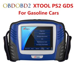 Toyota Car Warranty UK - Newest Original XTOOL PS2 GDS Gasoline Bluetooth Universal Car Diagnostic Tool like X431 Update Online 3 Years Warranty