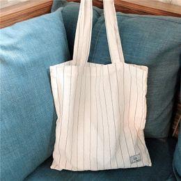 $enCountryForm.capitalKeyWord Australia - College style simple school bag female single shoulder environmental protection shopping bag Tartan striped single shoulder