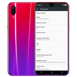 Cheap 3g Touch Screen Phones Australia - Cheap MTK6735 Octa Core 3G X23 Smartphone 6.18Inch 2G Ram 32G Rom Mobile Phone Android OS 8.1 System Phone