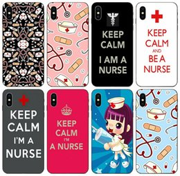 pro tools NZ - [TongTrade] Nurse Group Tools Injections Pattern Case For Apple iPhone 11 Pro Max X Xs 8s 7s 6s 5 Galaxy M30 M40 Huawei G9 LG Nexus 5X Case