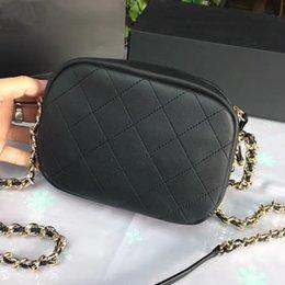 $enCountryForm.capitalKeyWord NZ - New fashion style woman bag designer brand made of sheep skin leather lady cross body chain bag call camera bag