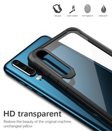 $enCountryForm.capitalKeyWord NZ - For iPhone Xs max XR 8 7 6 HD Ultra Transparent Scratch Resistant TPU PC Phone Cases For Samsung Galaxy S10E Note 9 S8 S9 plus