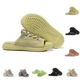 $enCountryForm.capitalKeyWord Australia - 2019 Fashion Womens Rubber Slippers Sports Slide Designer Mens Sandals Indoors Summer Beach Flip Flops Top Slide Size EUR 36-45