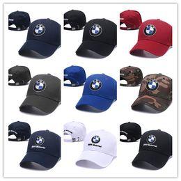 a54cda0b98d New Arrival Brand Designer 100% Cotton M Power Logo Adjustable Embroidery  Snapback BMW Car Baseball Hat Unisex Racing Baseball Cap