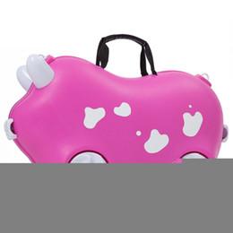 Pull rod online shopping - Children luggage kid suitcase locker handbag boy girl baby Toy box luggage Pull rod box Can sit ride Check