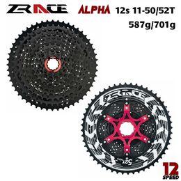 12 Gear Australia - ZRACE Alpha 12s Lightweight Cassette 12 Speed MTB bike freewheel 11-50T   11-52T - Black,compatible M9100   XX1 X01 GX NX Eagle