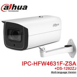 5x Zoom Camera Australia - Dahua IPC-HFW4631F-ZSA 6MP IP Camera 5X Zoom 2.7~13.5mm Motorized VF Lens 60M IR MAX SD Card Slot Built-in MIC IP67 IK10
