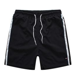 Pantalones cortos casuales de alta calidad para hombre Pantalones cortos de color sólido para hombres Estilo de verano Bermudas Chunse Pantalones cortos para nadar Deportes para hombres en venta