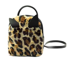 $enCountryForm.capitalKeyWord UK - Fashion Design Women Backpack Cute School Child Satchel Rucksack bag Leopard print backpack women #A