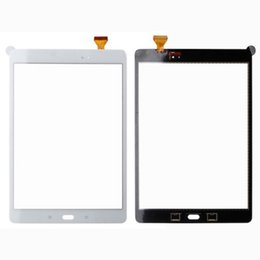 digitizer touch panel for samsung tab 2019 - 15pcs DHL lot High Quality Touch Screen Glass Digitizer Panel Replacment Parts for Samsung Galaxy Tab A 9.7 T550 T551 T5