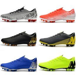 $enCountryForm.capitalKeyWord Australia - Mens Low Ankle Football Boots Vapors 12 Academy CR7 AG-R Soccer Shoes Mercurial Superfly AG Neymar NJR ACC Soccer Cleats
