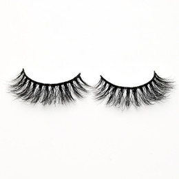bcef892eee6 2019 Eyelashes 3d Lashes High Volume Handmade False Eyelashes Thick Full  Strip Lashes Fashion