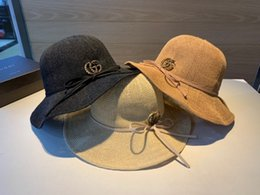 Light straw hats online shopping - 2019 The new shade straw hats for women high quality Visor Light breathable Cotton and linen knitting