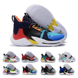 $enCountryForm.capitalKeyWord Australia - Top Why Not Zero 2.0 PE Basketball Shoes Mens Jumpman Sneakers Russell Westbrook II Sneakers Zer0.2 Designer Trainers Chaussures Zapatos