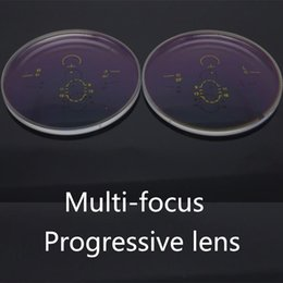 a9688d20a6 Progressive multi-focal lenses 1.56 or 1.60 aspherical plating green film  myopia high molecular lenses for 2pcs