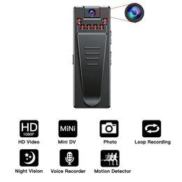 $enCountryForm.capitalKeyWord Australia - 5M Infrared Night Vision MINI Camera Full HD 1080P Wearable body Mini Camera motion detection DVR Digital Video Voice Audio Recorder camcord