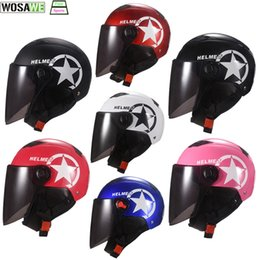 $enCountryForm.capitalKeyWord Australia - Bicycle mtb Helmet moto Scooter Motocross Safety Hat with Face Shield Helmet Sports Motorcycle Protective Gear for adults