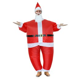 $enCountryForm.capitalKeyWord Australia - Boy Girl Dress Up 2019 New Santa Claus Cosplay Inflatable Costume Christmas Elf Clothing for Party cosplay Costumes Game