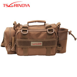 Gear Functions Australia - TSURINOYA M5 Multi-function Fishing Bag Outdoor Package Lure Bag Hiking Fishing Gear Packages Surf-fishing bag #273366