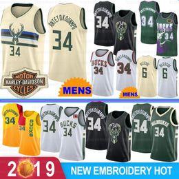 NCAA Giannis 34 Antetokounmpo College Basketball Jerseys Homens Jeseys Juventude roxo Ray Allen 34 Eric Bledsoe 6 Basketball Logo costurado em Promoção
