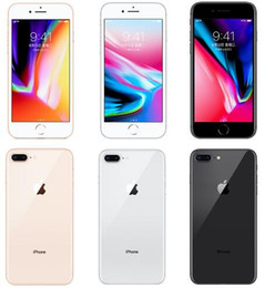 "refurbished wifi mobile phone Australia - Original Apple iPhone 8 Plus Hexa Core iOS 3GB RAM 64GB 256GB ROM 5.5"" 12MP 1080P Wifi Fingerprint 4G LTE 8P 8Plus refurbished Mobile Phone"