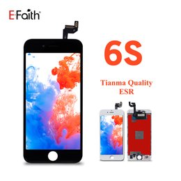 Tm iphone online shopping - Old TM quality LCD For iPhone S Brighter Assembly Inch Display With Touch Screen Digitizer Replacement Free DHL Shipping