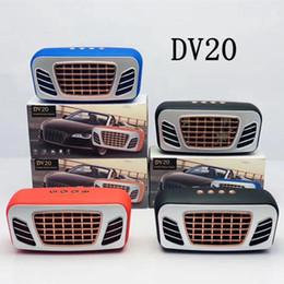 $enCountryForm.capitalKeyWord Canada - 2019 DV20 car model Bluetooth speaker outdoor portable wireless good sound quality Bluetooth bass sound box