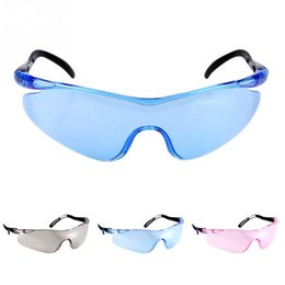 Shooting SportS wholeSale online shopping - Plastic Windproof Eye Protection Goggles Portable Kids Children Sports Safety Glasses Outdoor Game Shooting Hunting