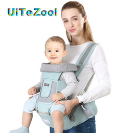 baby backpack front Australia - Uitezool Ergonomic NewBorn Baby Carrier Infant Kids Backpack Hipseat Sling Front Facing Kangaroo Baby Wrap For Travel
