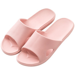 9b286bf51c09 2019 TZLDN Comfortable Soft Bottom Shoes Woman Home Sandals Non-slip  bathroom Floor Light slippers Beach Promotion Shoes