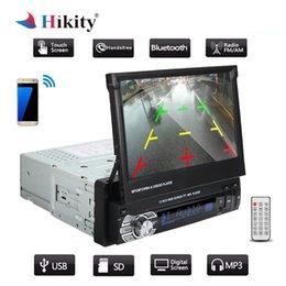 "$enCountryForm.capitalKeyWord Australia - 2 Din Car Stereo Audio Radio Bluetooth 1din 7"" Hd Retractable Touch Screen Monitor Mp5 Sd Fm Usb Player Rear View Camera"