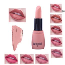 $enCountryForm.capitalKeyWord UK - 2019 hot matte Lipstick M Makeup Luster Retro Lipsticks Frost Sexy Matte Lipsticks 3g 9 colors lipsticks with English Name