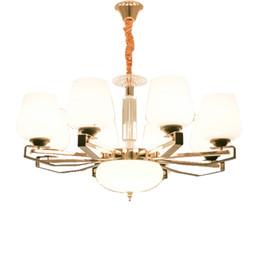 Vintage styles glasses online shopping - TRAZOS Chandelier lighting led chandeliers lights european style kirsite light fixtures for living dining room home bedroom