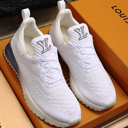 Men Canvas Sports Footwear NZ - 2019 Sports Shoes for Men Platform Sneakers Flats Casual Shoes Tennis Comfort Trend Footwear Lace Up Top Quality V.N.R SNEAKER M22 Fast Ship