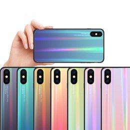 Baseus Cases Australia - IphoneXs 6.1 inch Baseus Aurora Case Pc Material Full Protection Transparent and 5Colors Retail Package
