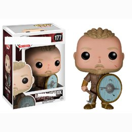 Ingrosso Funko POP TV Vikings Ragnar Lothbrok Toy Action Figure Doll