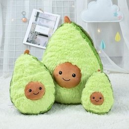 $enCountryForm.capitalKeyWord Australia - Fruits Plush Plant Toys Kawaii Cartoon Cute Stuffed Non-toxic Doll Anti Stress Plush Cushion Pillow For Kids Children