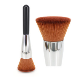 $enCountryForm.capitalKeyWord Canada - Professional Full Coverage Face Brush Flat Top Kabuki Makeup Brush Powder Foundation Liquid Primer Blusher Blending Buffing Beauty Tools
