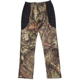 Outdoor bionic hunting camouflage sports men and women sweater suit on Sale