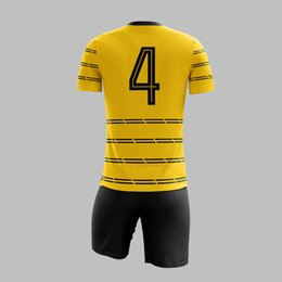 $enCountryForm.capitalKeyWord UK - China Factory Wholesale Short Sleeve Made Soccer Jersey No Name Training Shirts football sets
