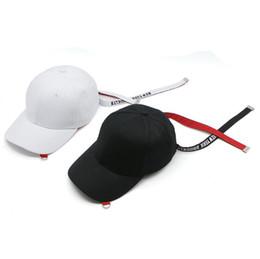 2019 new cute ribbon casquette designer hats baseball cap mens gorra hat  womens baseball caps fitted gorras basketball hats men snapback dc086a040