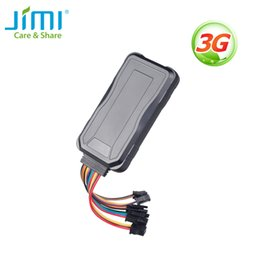 antenna automotive NZ - GT06E 3G Car Tracker Real Time GPS Tracking Monitoring With Multiple Functions and Alarms Remotely Cut off Via web APP SMS