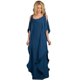 Wholesale moroccan clothing resale online - 2019 New Sampling of high quality practical Caftan islamic clothing Moroccan women married mothers Abaya dress Party Evening Dresse